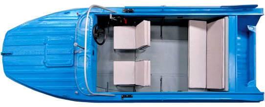 Казанка 5м4: техническая характеристика, отзывы владельцев