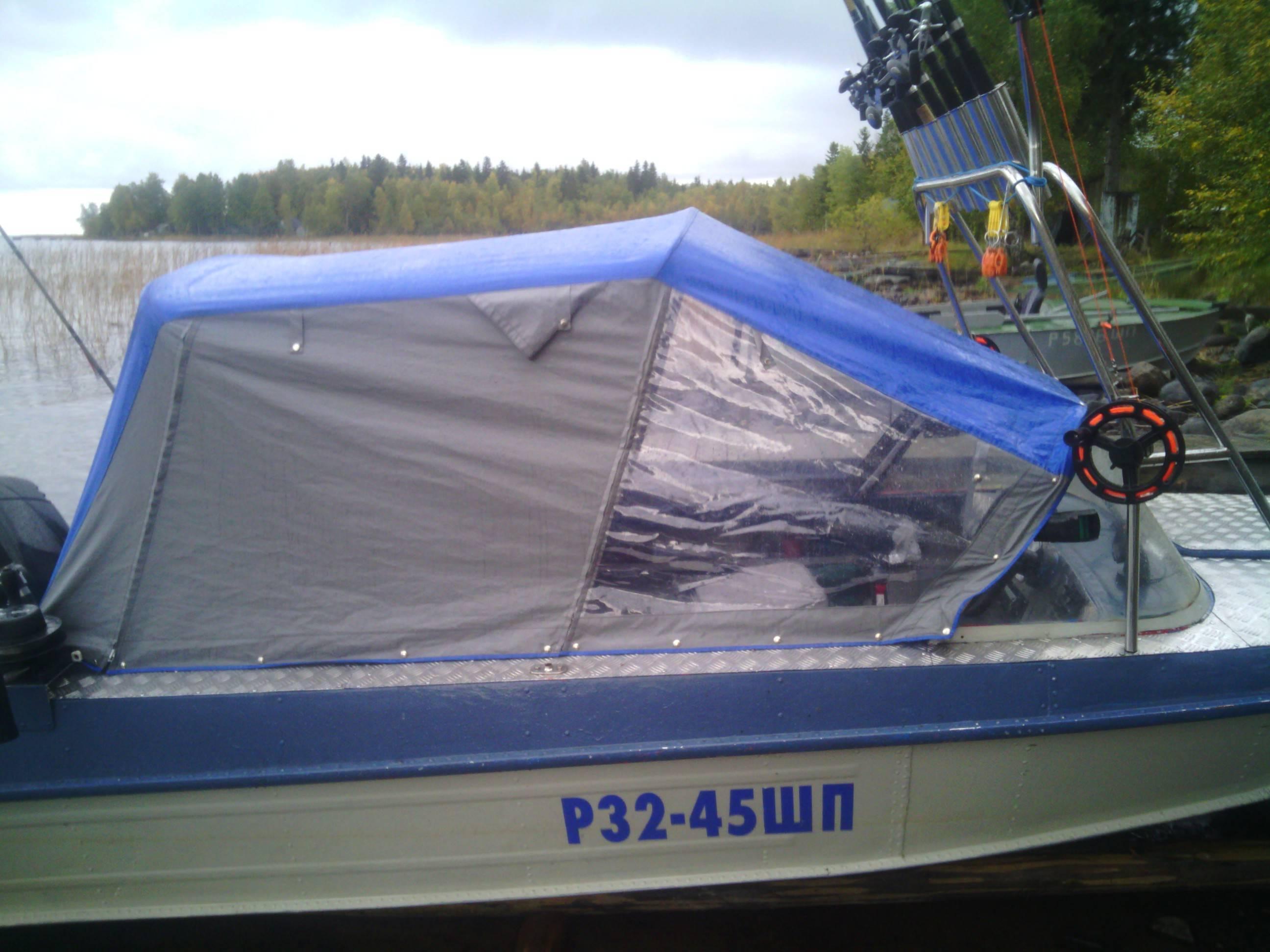 Моторные лодки казанка-5м2 и казанка-5м3