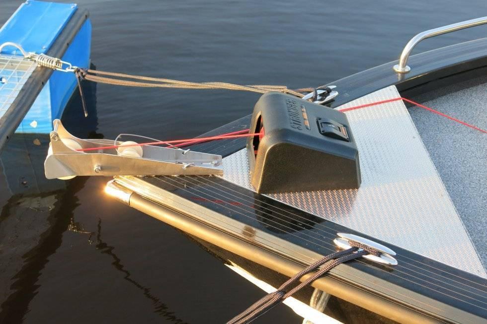 Якорь: виды, выбор подходящего для лодок/малых судов, нюансы, изготовление самостоятельно   строй легко