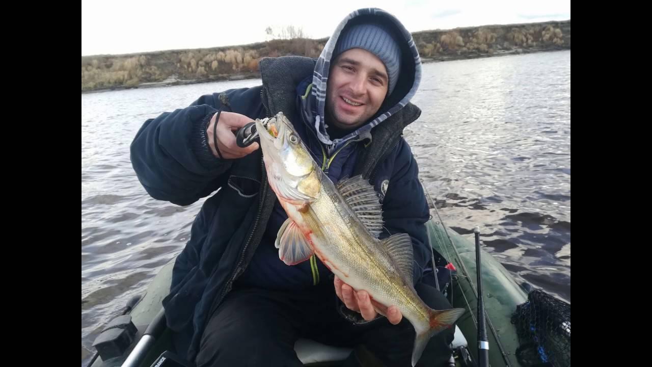 Рыбалка в тюменской области