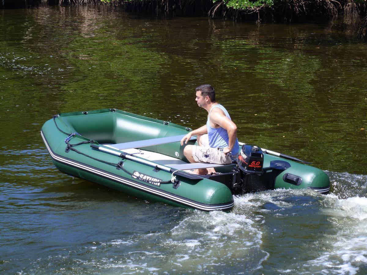 Как выбрать лодку пвх