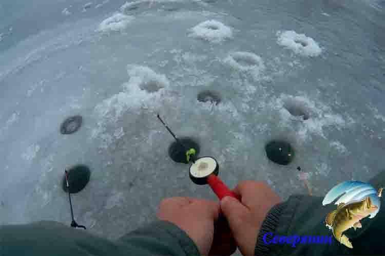 Как быть и что делать, если промерз на рыбалке?