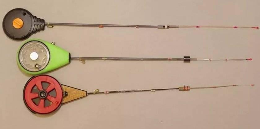 Балалайка - универсальная зимняя удочка для ловли на мормышку