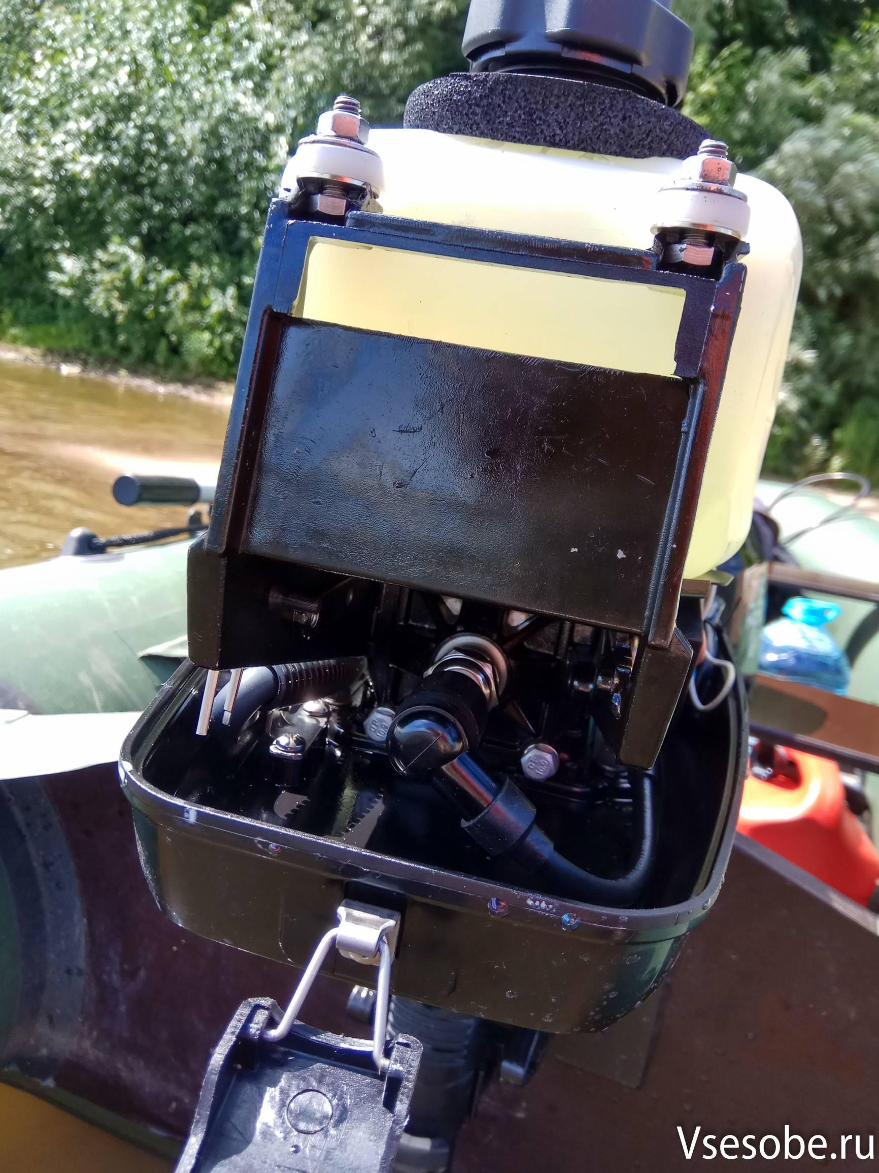 Что такое обкатка лодочного мотора, для чего она и обязательно ли это