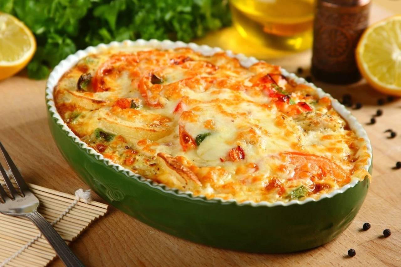 Рыбная запеканка – кулинарный рецепт
