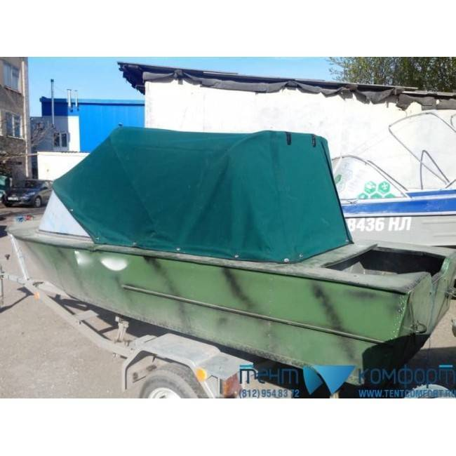 Моторная лодка октябрина