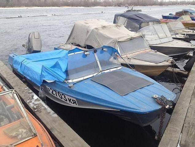 Моторные лодки казанка-2м, 5, 5м, 5м4