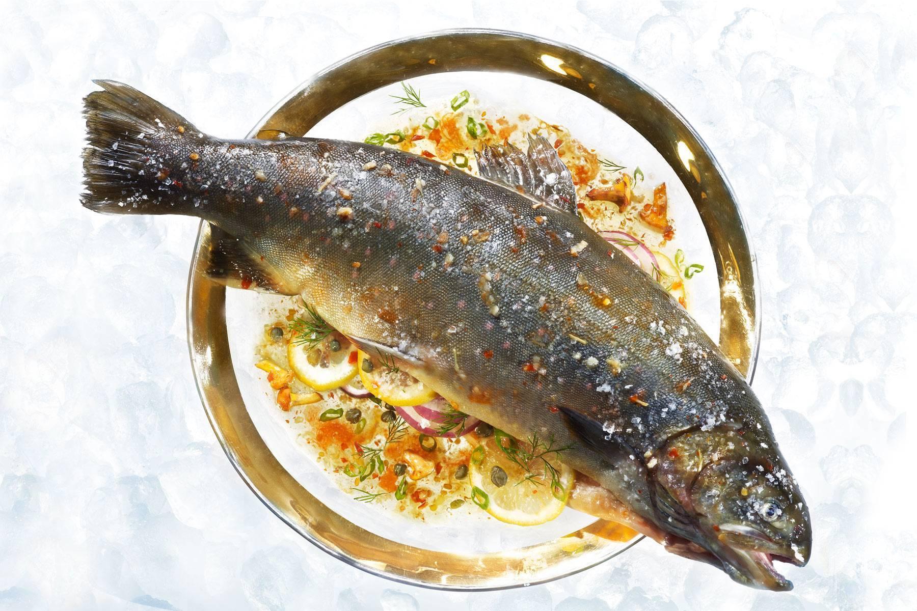 Рецепты приготовления рыбы голец, как вкусно приготовить в духовке