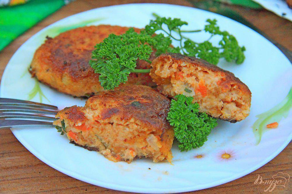 Рыбные котлеты – 10 очень вкусных рецептов