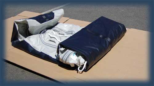 Хранение моторных лодок: пвх, резиновых, яхт в холодном гараже под потолком в зимний период