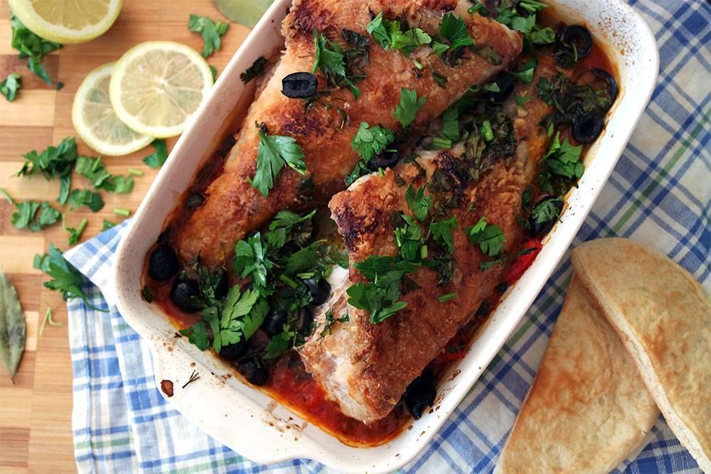 Окунь морской красный рецепты приготовления