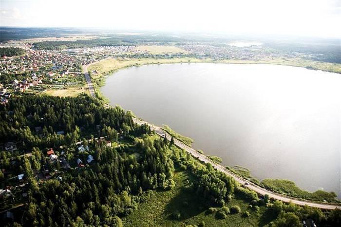 Активный отдых в московской области: долгое озеро