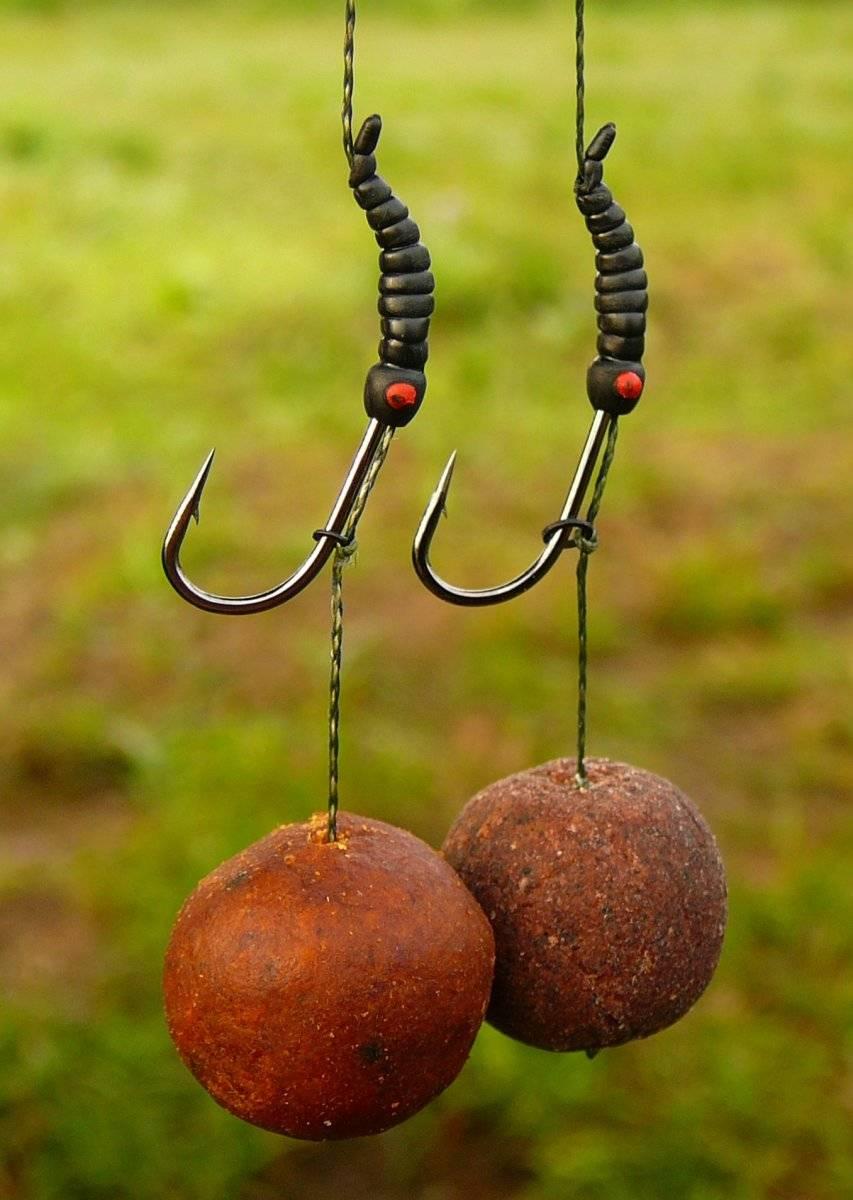 Ловля на бойлы: оснастка, ловля карпа, различные кормушки, видео