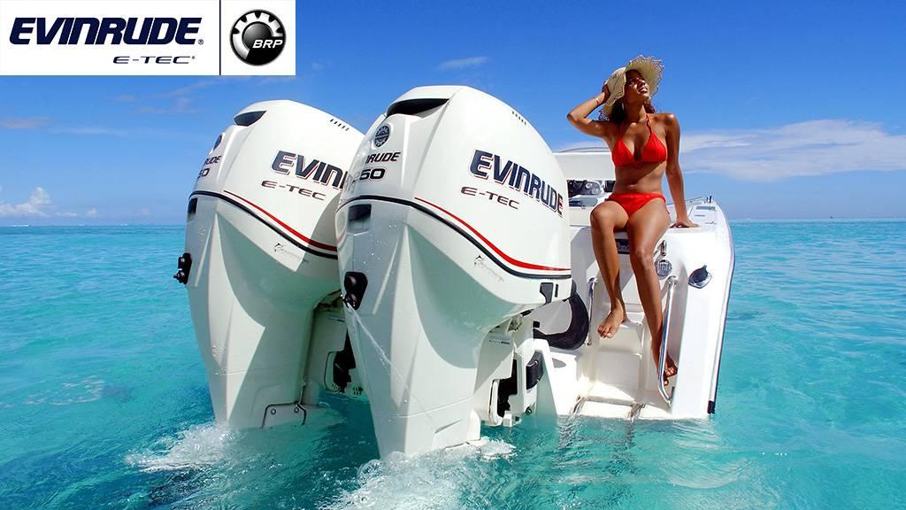 Сравнительный тест лодочных моторов 5 л.с.