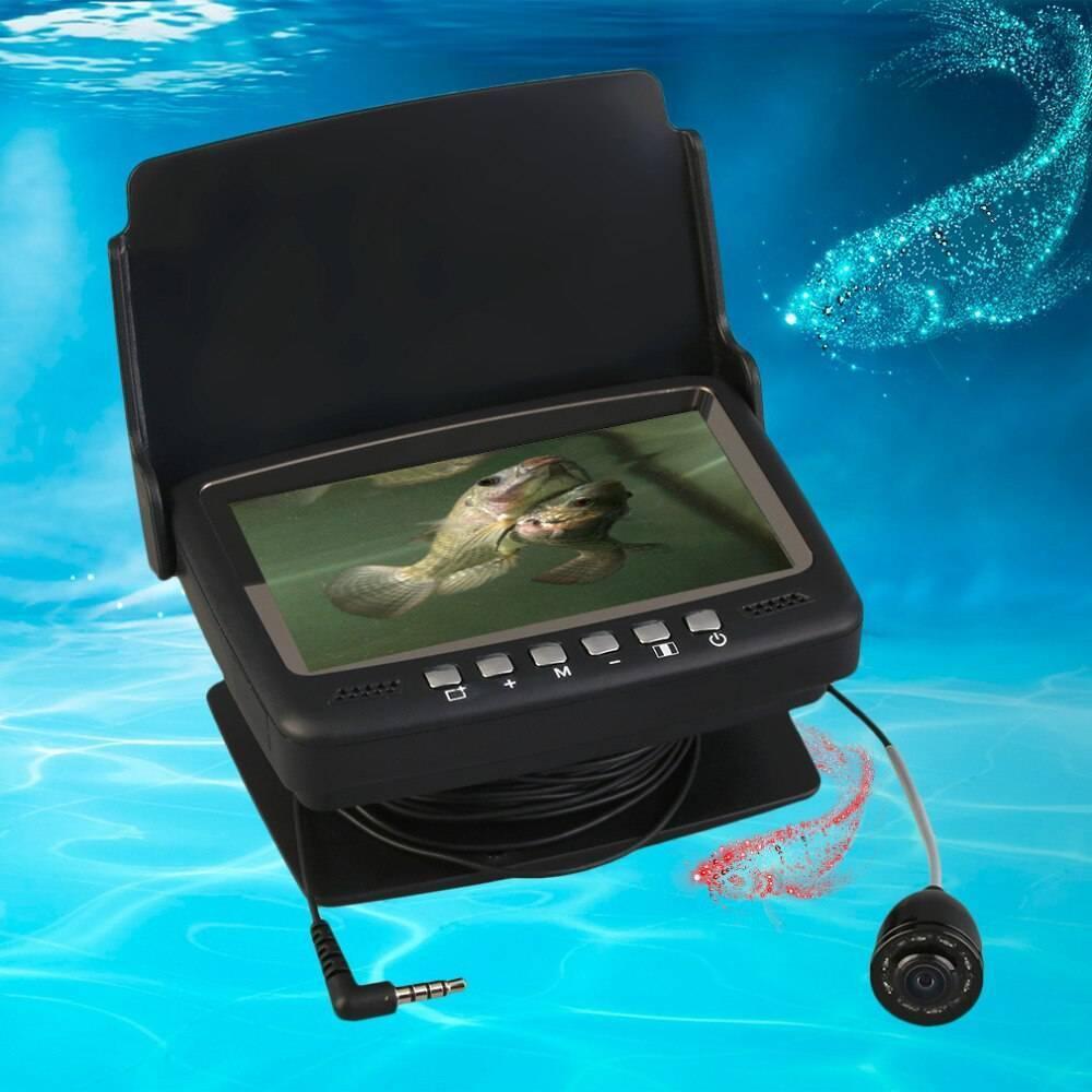 Лучшие камеры для рыбалки, топ-10 рейтинг подводных камер 2020