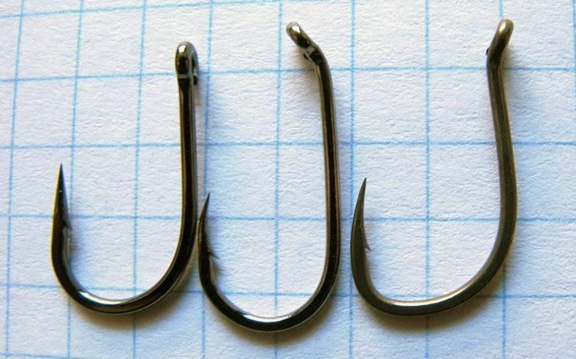 Как выбрать крючок для рыбалки: как подобрать тип и размер