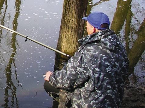 Эх порыбачим: ловля рыбы весной: по мутной воде