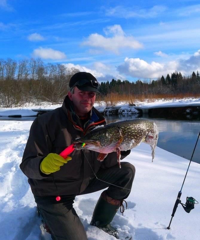 Ловля щуки на балансир зимой. топ 5 лучших зимних балансиров на щуку
