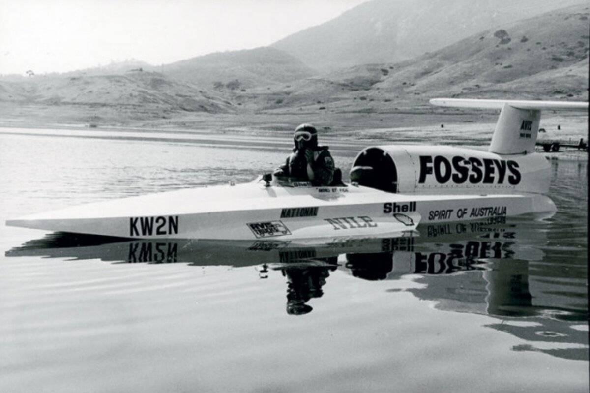 Самые быстрые в мире плавательные средства | fresher - лучшее из рунета за день