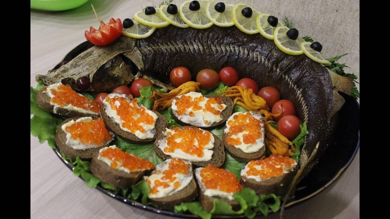 Как приготовить осетра, вкусные и быстрые рецепты приготовления блюд в домашних условиях