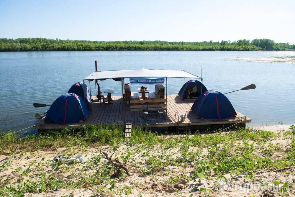 Рыбалка и отдых в Ростовской области