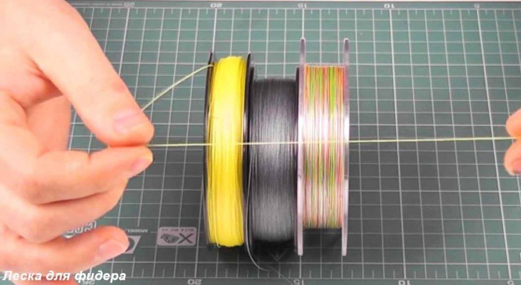 Как выбрать плетенку для спиннинга, лучшие плетеные шнуры