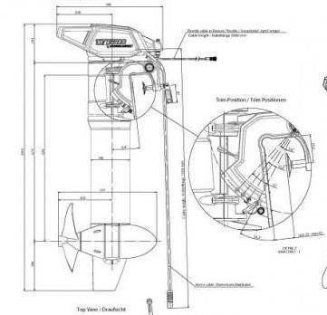 Самодельный лодочный подвесной электромотор своими руками