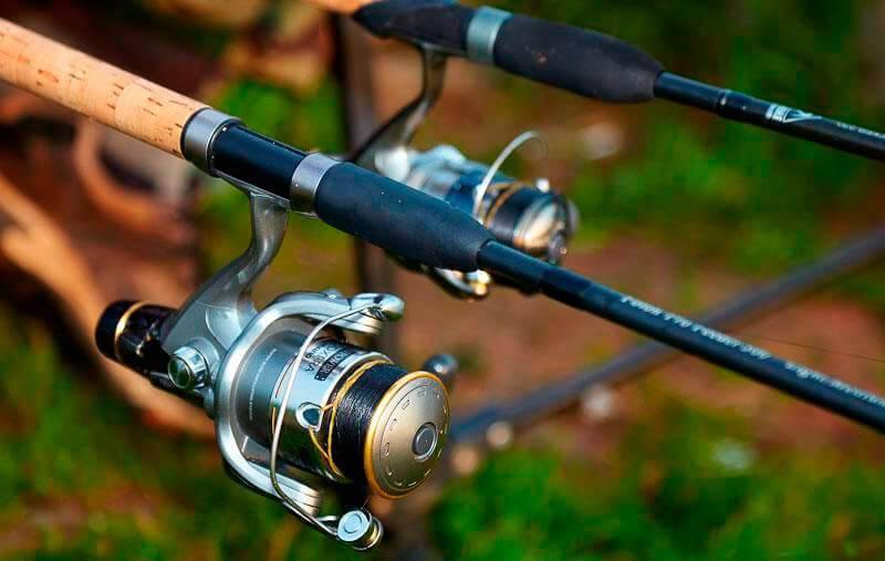 Топ 10 фидерных катушек — ловись рыбка
