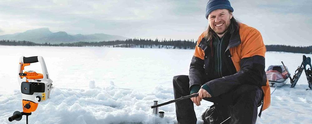 Стоит ли покупать мотобур для зимней рыбалки