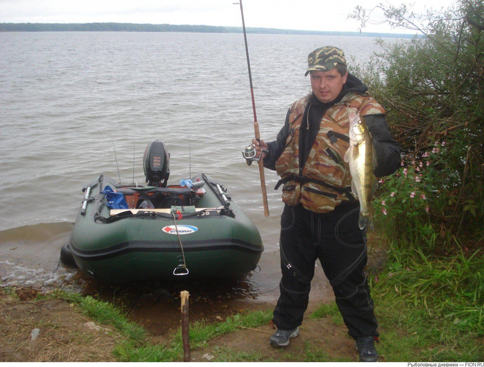 Пестовское водохранилище: особенности зимней рыбалки, виды рыб и места для ловли