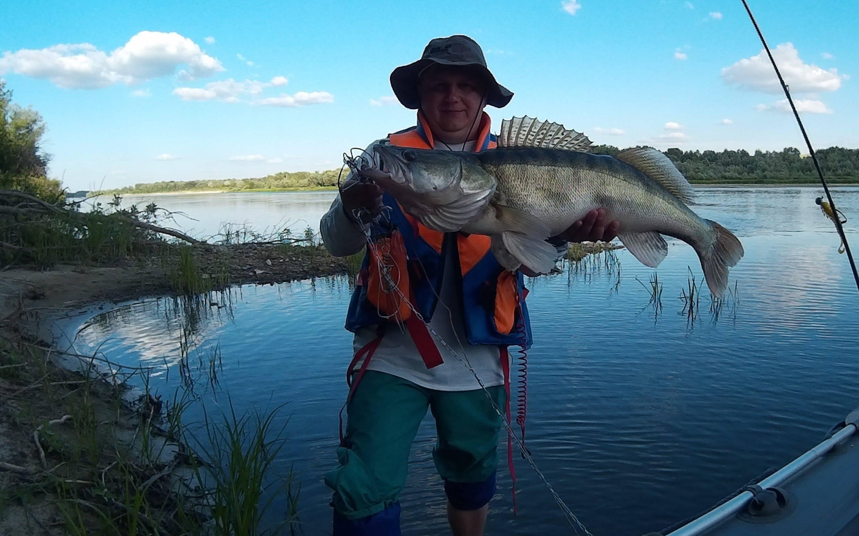 Рыбалка на ахтубе в сентябре