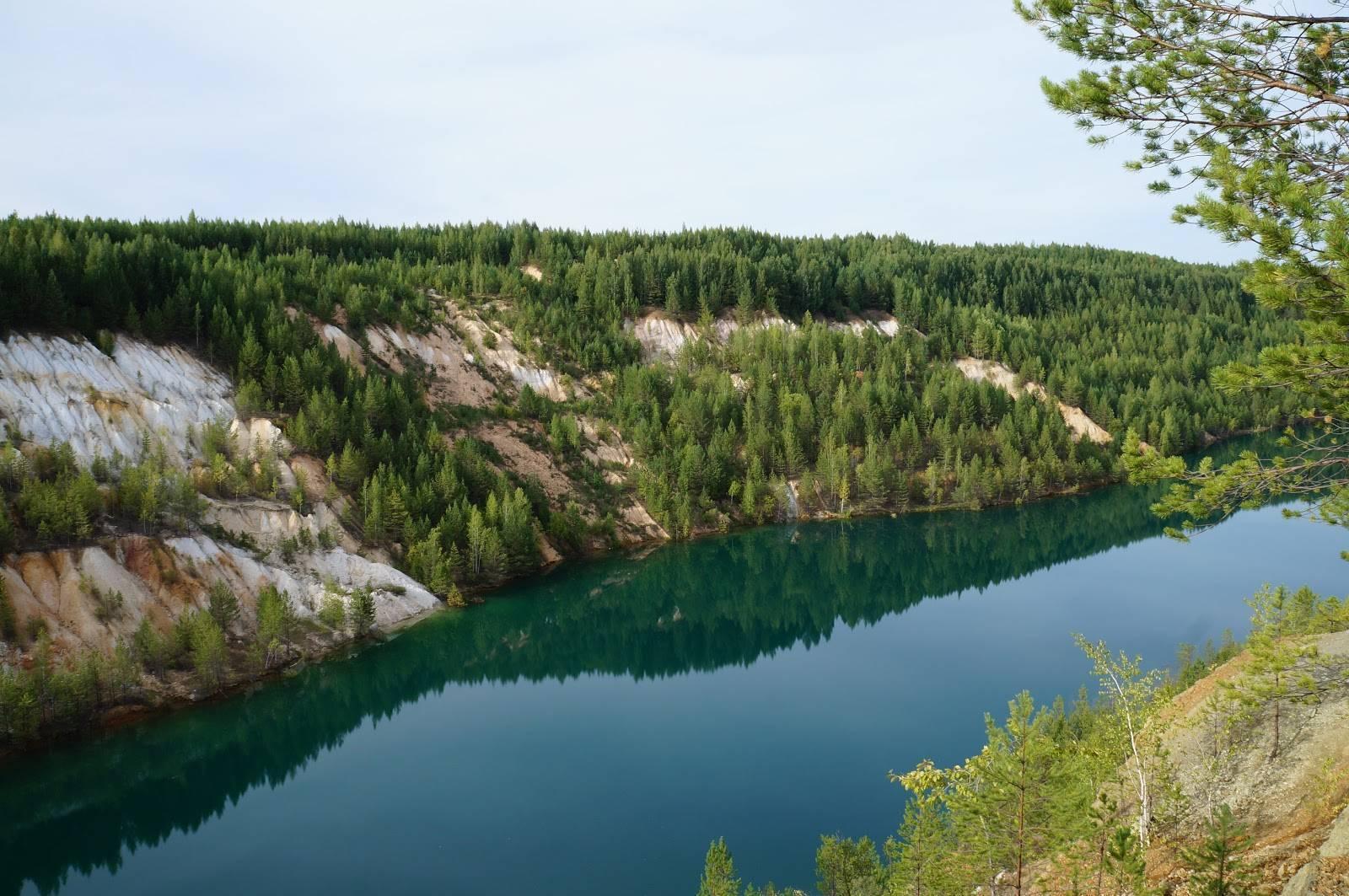 Озёра крыма