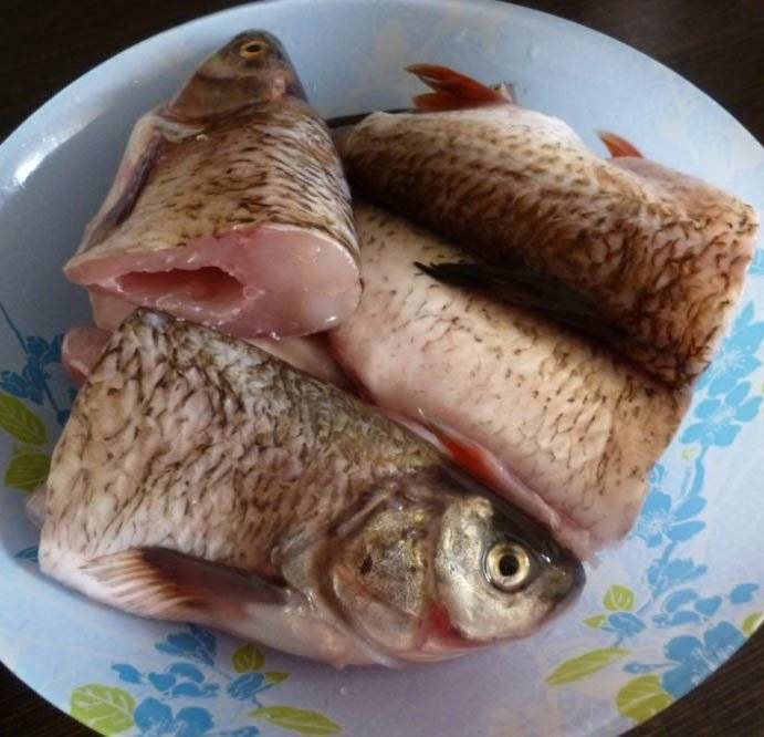Рыба (более 100 рецептов с фото) - рецепты с фотографиями на поварёнок.ру