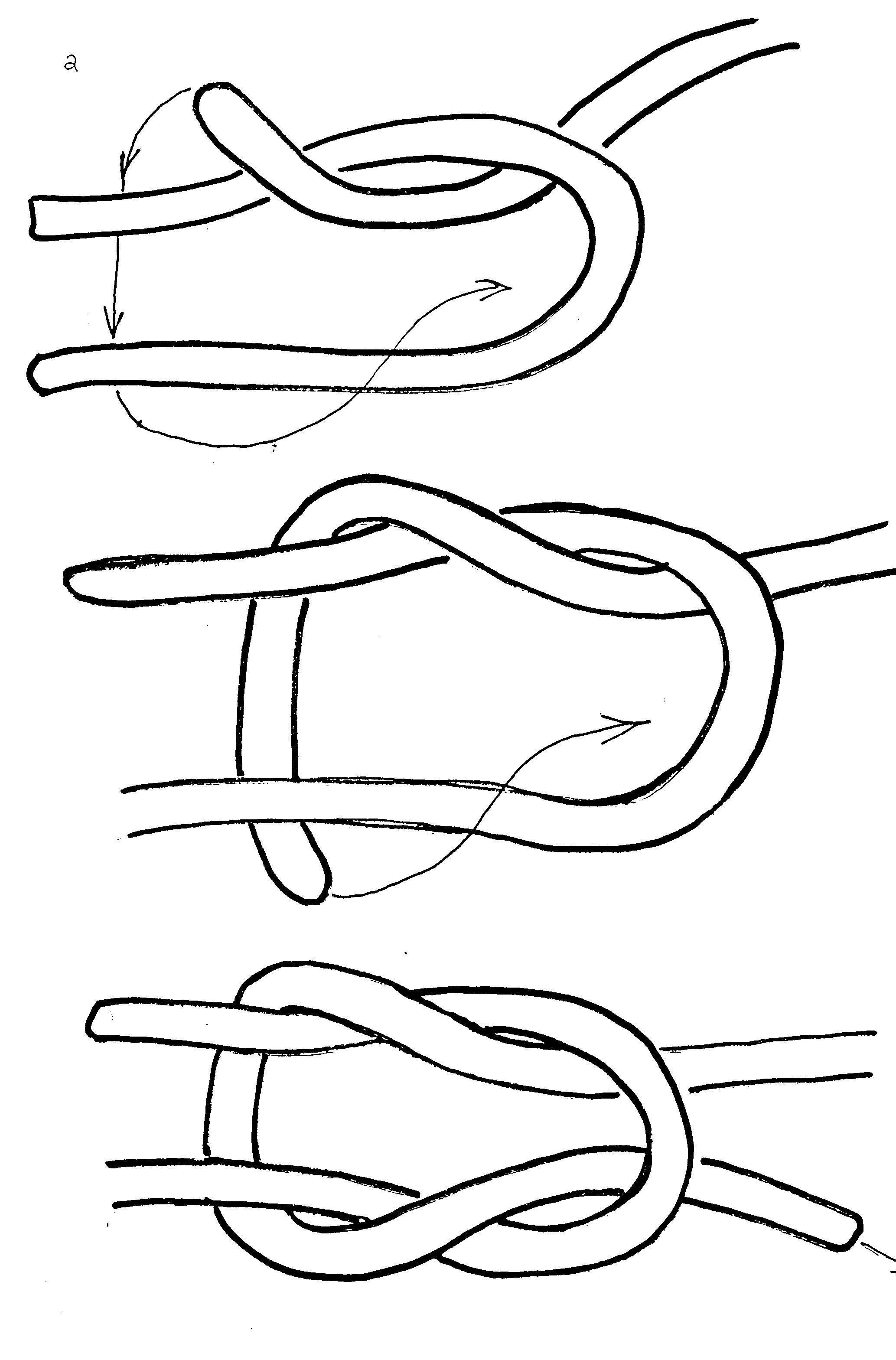 Simplesail: морские узлы
