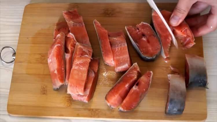 Как правильно сделать филе из горбуши- рецепт пошаговый с фото
