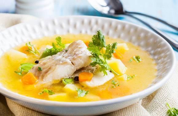 Рыбный суп - пошаговое приготовление по классическому рецепту