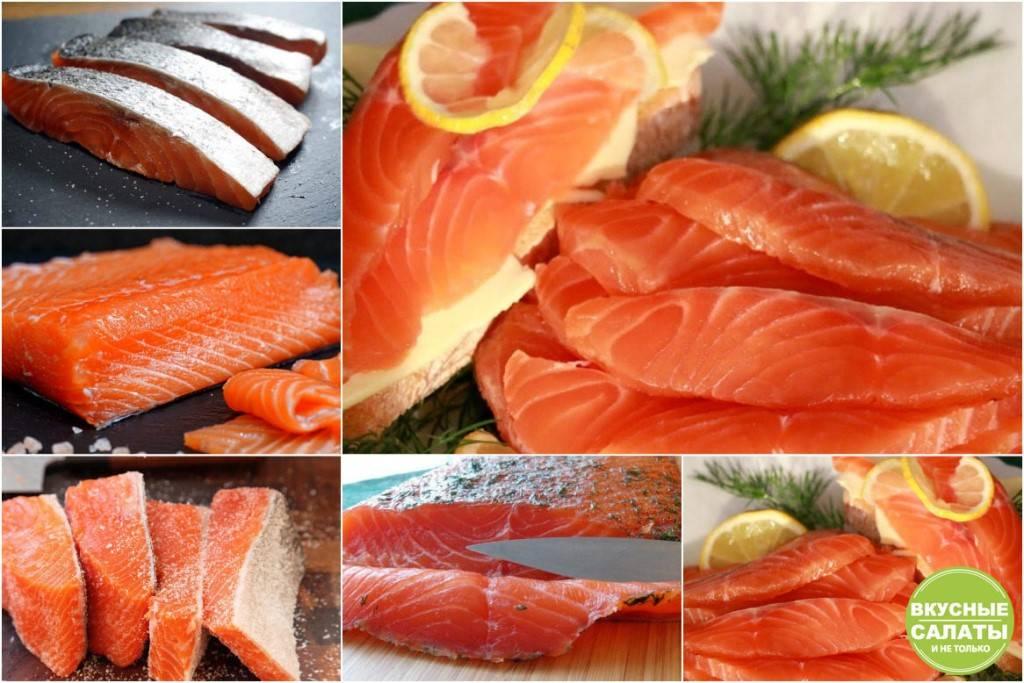 Посол рыбы в домашних условиях 118 рецептов - 1000.menu