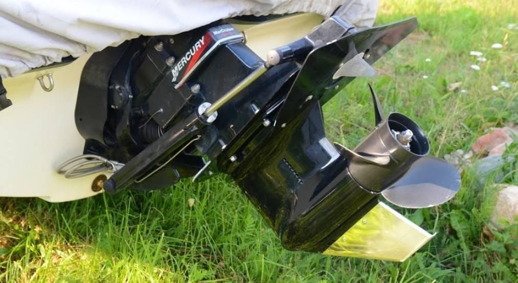 Характеристики гидрокрыла для лодочного мотора