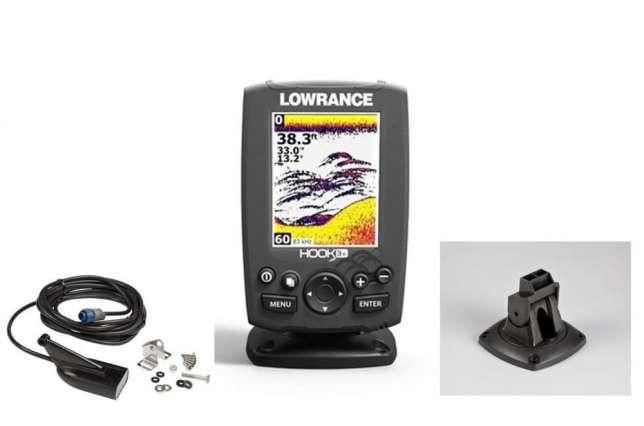 Эхолот lowrance elite-3x: инструкция по использованию