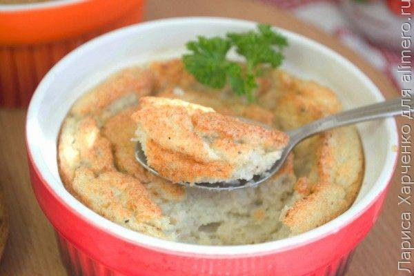 Рыбное суфле - 9 пошаговых фото в рецепте