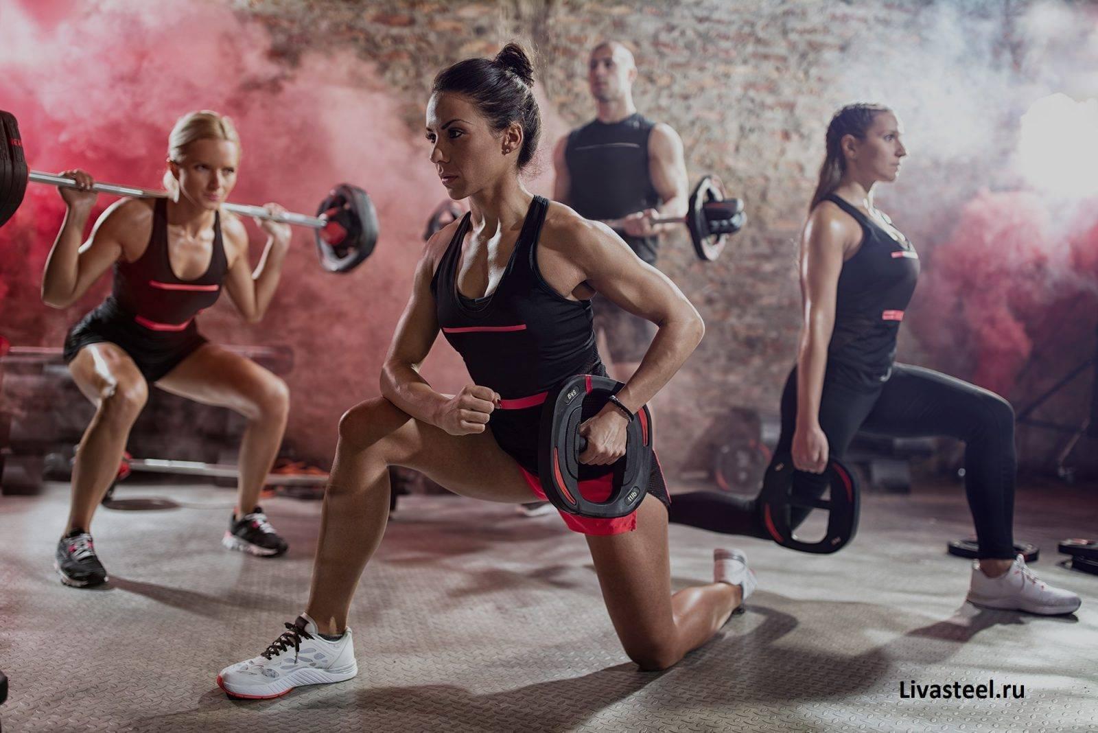 Спиннинг – на замену фитнесу