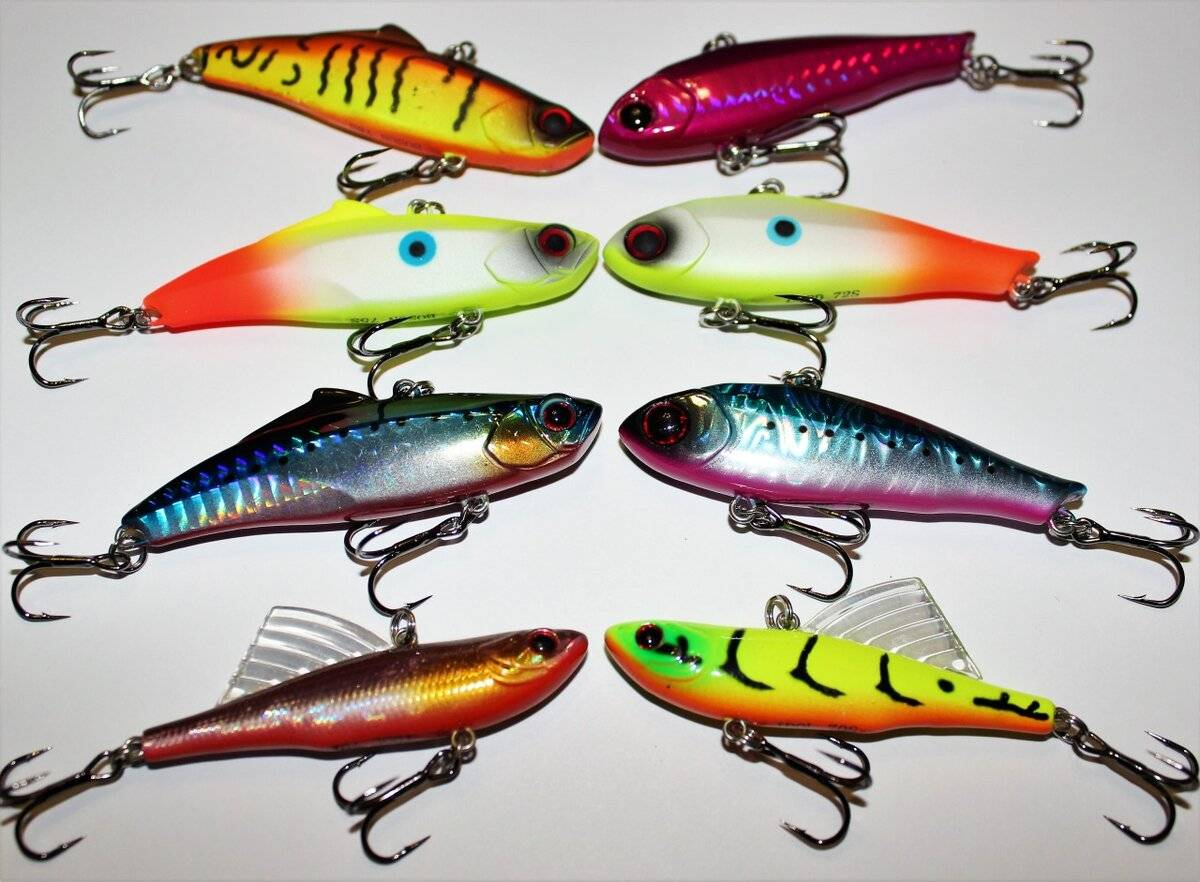 Раттлины для зимней рыбалки: что это и кого ловим