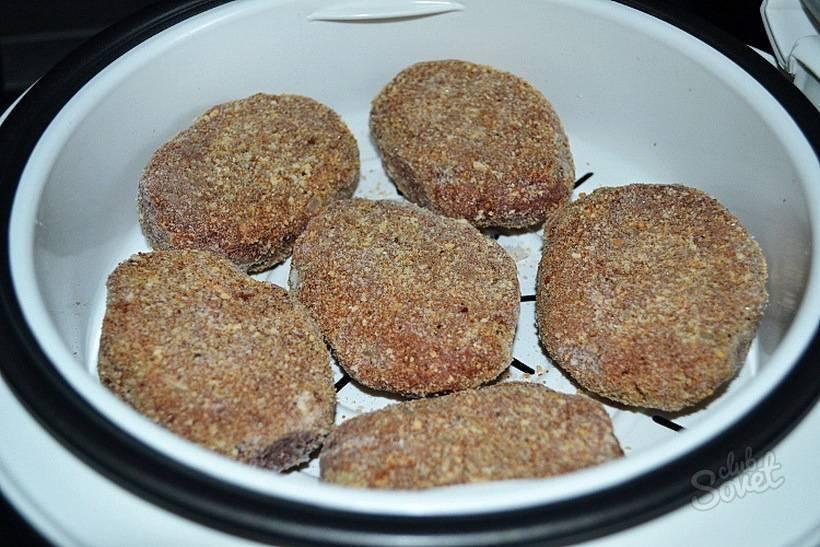 Рыбные котлеты с сыром на пару в мультиварке - рецепт для мультиварки - patee. рецепты