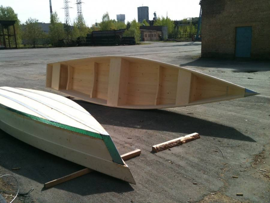 Деревянная лодка под мотор своими руками: этапы изготовления