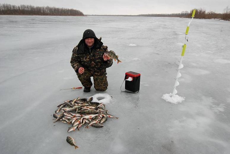 Отдых и рыбалка на озерах курганской области