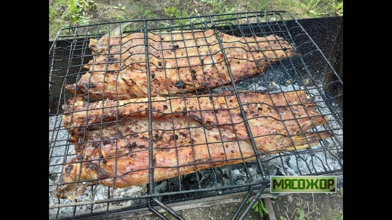 Рыба на решетке на мангале: как приготовить, рецепты приготовления на углях или мангале
