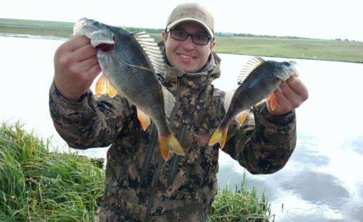 Рыбалка в орловской области: топ места для трофеев