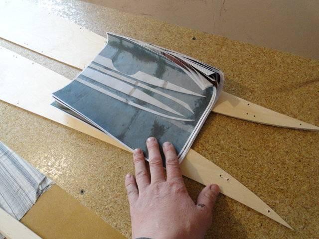 Постройка каяка из фанеры своими руками. как сделать самодельный каяк? мануал, советы, ссылки. опыт подсказывает - максим липатов. придание формы и проклейка