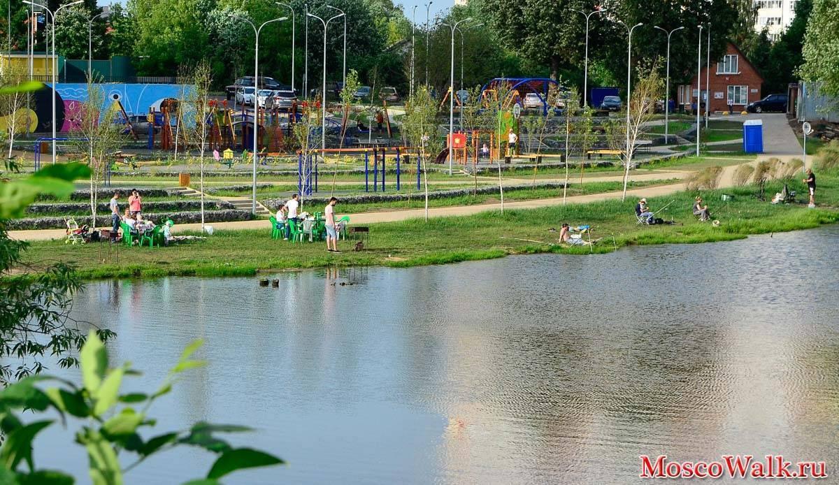 Рыбалка на химкинском водохранилище: места и особенности