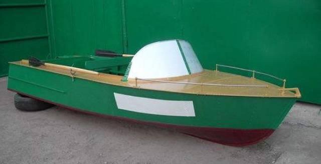 Моторные лодки тактика